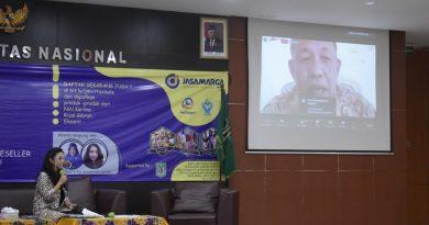 Pelaksanaan Kegiatan Virtual Sales UMKM Binaan Jasamarga.(15-12-2020)