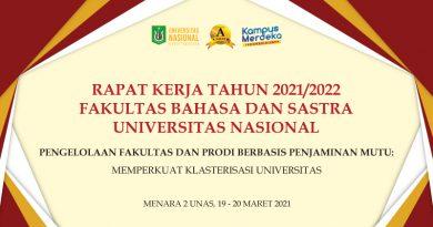 Rapat-Kerja-FBS-UNAS-Tahun-2021-2022