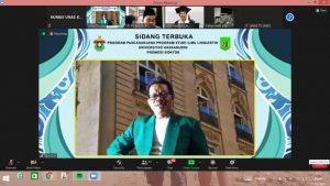 Dekan FBS UNAS Drs. Somadi, M.Pd.