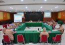 Menuju Cyber Faculty, FTKI Unas Lakukan Rapat Evaluasi Kinerja