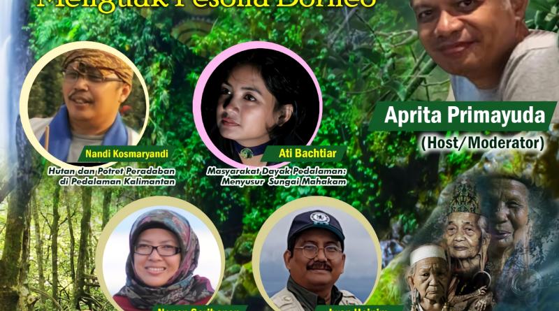 Menguak Pesona Borneo