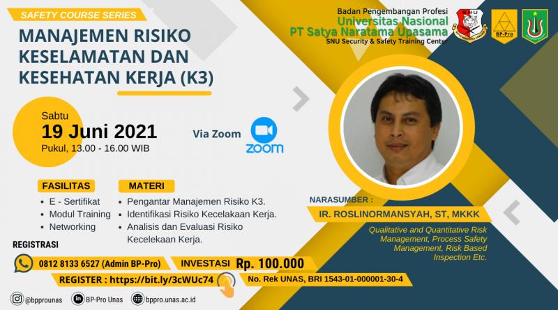 Safety-Course-Series-Manajemen-Risiko-Keselamatan-Dan-Kesehatan-Kerja-(K3)