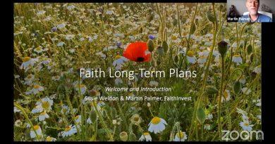 Dr. Fachruddin Mangunjaya dalam Webinar Developing your Faith Long-term Plan: Media & Outreach