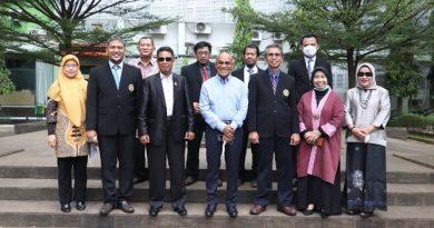 Perkuat Kerjasama Pelaksanaan MBKM, UNAS Gandeng Universitas Asal Surabaya