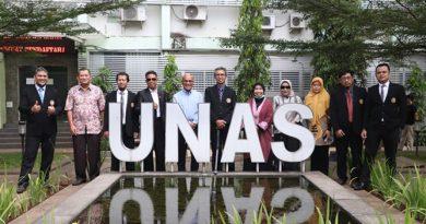 Penandatanganan MoU dan MoA Universitas Nasional dan Universitas Narotama