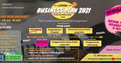 Lomba Business Plan 2021
