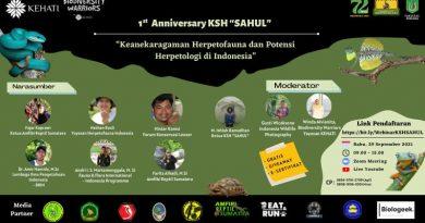 1st-Anniversary-KSH-''SAHUL''-Keanekaragaman-Herpetofauna-dan-Potensi-Herpetologi-di-Indonesia