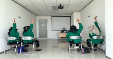 Tingkatkan Pemahaman Kesehatan bagi Generasi Muda, Mahasiswa FIKES Unas Gelar Teras Student