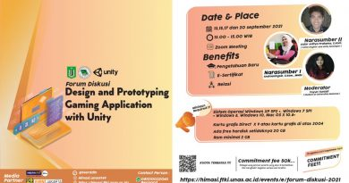 Forum-Diskusi-Design-and-Prototyping-Gaming-Application-With-Unity