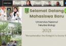 PLBA Fakultas Biologi Semester Ganjil Tahun Akademik 2021/2022