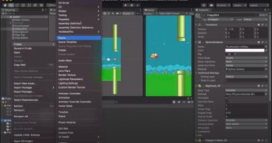 HIMASI Forum Diskusi : Design and Prototyping Gaming Application with Unity