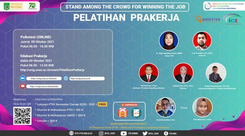 Stand-Among-The-Crowd-For-Winning-The-Job-(Pelatihan-Prakerja)