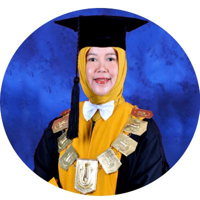 Dekan Fisip Unas Dr. Erna Ermawati Chotim, S.Sos., M.Si.