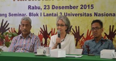 {:id}Seminar Penegakkan HAM dlm Bingkai Pancasila dan UUD 45{:}{:en}Enforcement of human rights seminar in Frame Pancasila and the Constitution 45{:}