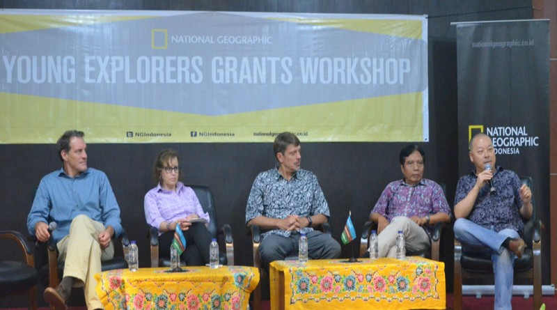 Youth Grants Explorers Workshop NATIONAL GEOGRAPHIC