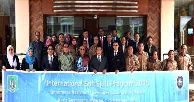 {:id}Kerjasama UNAS-UNIZSA di Malaysia{:}{:en}Cooperation UNAS-UNISZA in Malaysia{:}